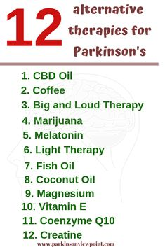 Here's is 12 alternative therapies for Parkinson's disease! Parkinson's Dementia, Lewy Body Dementia, Alternative Health Care, Alternative Therapies, Parkinsons Disease Treatment, Disease Symptoms, Parkinson's Disease, Diabetes, Heath And Fitness