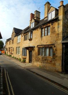 FUCKITANDMOVETOBRITAIN —  Chipping Campden, Cotswolds, Gloucestershire,   England, UK