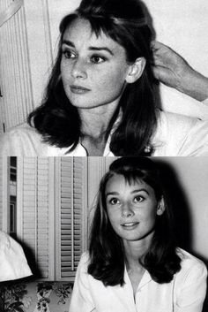 Audrey Hepburn, 1961, during the filming of Breakfast at Tiffany's
