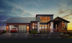 Tesla Solar Roof: Das sind die neuen stylischen Solar-Dächer