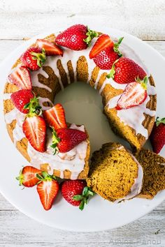 Lenten (vegan) Cake with Olive, Almond Milk and Lemon