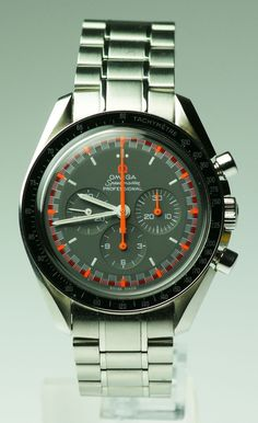 "Omega Speedmaster ""japanese"" manual wind 1861"