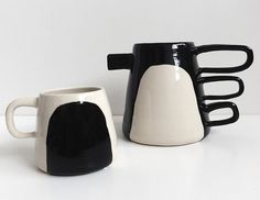 Image result for organic shape ceramic cylinders