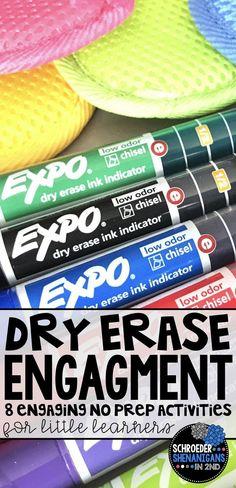 DRY ERASE BOARD ENGA