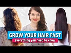 HOW TO BOOST HAIR GROWTH | Everything you need to know | TIPS TO GROW YOUR HAIR FAST
