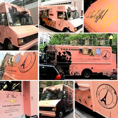 """""""La Tour Eiffel"""" by The Paris Creperie  A MALLIA Original Design    Please VOTE for my design at this link!    http://mobile-cuisine.com/features/best-food-truck-graphic-design-contest/    La Tour Eiffel   Brookline, MA  Tweet at me so I can thank you! @MalliaDesign"""