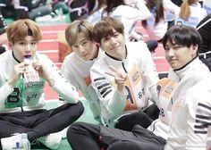 Got7XBTS - 160829 Idol Star Athletic Championships