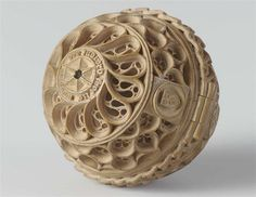 Молитвенные «орехи»: средневековые миниатюры из дерева | Vision | Истории | ArtInHeart.ru