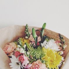 Simple and affordable bouquet for everyday.