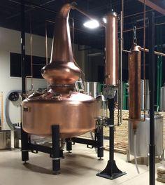 Batch Distillation Systems – Vendome Copper & Brass Works INC