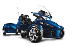 Is The 2010 BRP Can-Am Spyder RT Touring Trike a Good Ride?