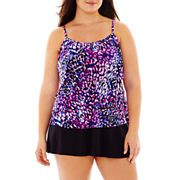 bd64a341cb3 JCPENNY - carries plus size swimwear Plus Size Swimsuits