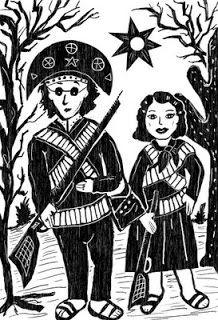 Literatura (folhas soltas): Literatura de Cordel, Lampião e Maria Bonita