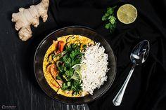 Ein gesundes und unkompliziertes Rezept für veganes Gemüsecurry. Sehr gesund aus frischem Gemüse schmeckt ein veganes Gemüsecurry wie dieses hier vor allem nicht nur Vegetariern.