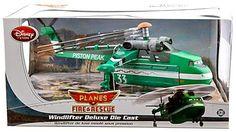 Disney Planes Fire & Rescue - Windlifter