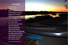 Paddler poetry