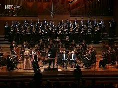 W.A.Mozart - Litaniae Lauretanae - agnus dei -  orkestar izbor HRT - ton...