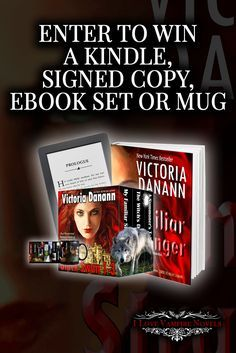 Win Kindle Glare-Free Touchscreen, Signed Copies or a Mug #Giveaway from Author Victoria Danann http://ilovevampirenovels.com/giveaways/win-a-kindle-author-victoria-danann/?lucky=372441 via @LVVampireNovels