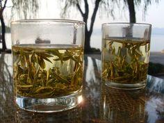 herbal tea in hangzhou china
