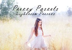 Soft Pastel LR Presets by LOU&MARKS on @Graphicsauthor