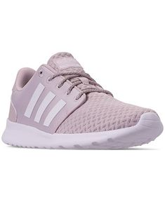 86ca5e508071 adidas Women s Cloudfoam QT Racer Casual Sneakers from Finish Line - Finish  Line Athletic Sneakers -