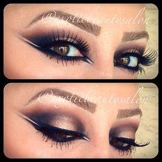 .@exoticbeautysalon | Love me love me, say that you love me  #exotic #eyes #exoticbeautysalon