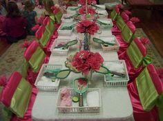 Awww soo cute for little girls parties!!