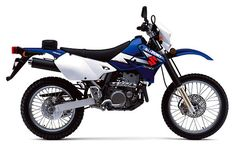 Suzuki DRZ 400S. This was one of my favorite bikes ever.