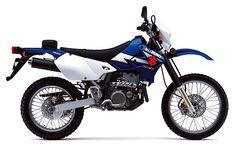Suzuki DRZ 400S. This was one of my favorite bikes ever.
