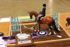 Top LSQ English Rider Doll - model horse
