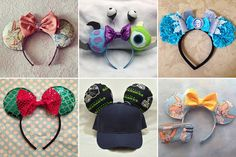 Unique Disney Ears That Open Up a Whole New World of Vacation Ideas