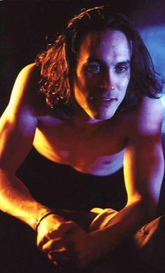 The Crow. Brandon Lee.