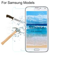 Clear Tempered Glass Screen Protector for Samsung Galaxy Win i8552 8552 for Samsung Galaxy S6 for J1 J5 J7 Film