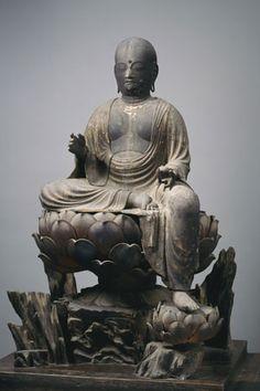 木造地蔵菩薩半跏像(もくぞうじぞうぼさつはんかぞう)