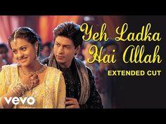 Yeh Ladka Hai Allah - K3G | Shahrukh Khan | Kajol - YouTube