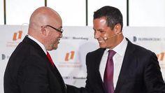 Murat sostiene reuniones con funcionarios de EUA y Organismos Internacionales
