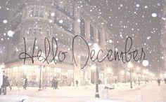 Day 1: hello december :)