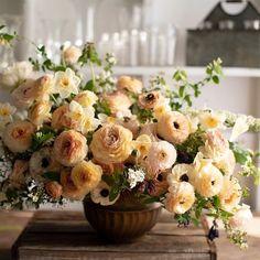 Creative Flower Arrangements, Floral Arrangements, Gardening, Flower Aesthetic, Flower Farm, Cut Flowers, Flower Decorations, Houseplants, Wedding Flowers
