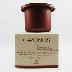 Refil Natura Chronos 60+ 40g (Dia ou Noite)