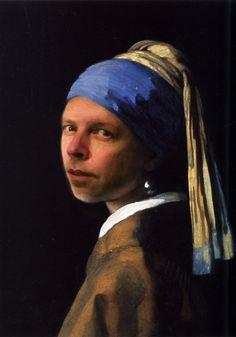 Vermeer, Girl with Pearl Earring