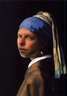 Vermeer, Girl with Pearl Earring