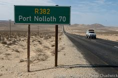 Port Nolloth is at the heart of coastal diamond mining and lies on the west coast. It is the ideal stop over en-route to the Richtersveld and Orange River.