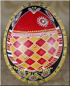 Real Ukrainian Pysanka Easter Egg. High Quality Pysanky from Ukraine