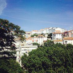 nova casa, novas vistas  #Coimbra ❤️
