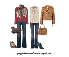 casual+work+attire+for+women | Young, Polished & Professional: Smart Casual: Looking SMART in the ...