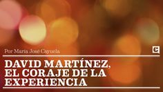 David Martínez, Gerente Comunicación Externa en Orange. Por Javier López