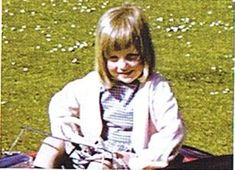 Diana, age 6, in 1967