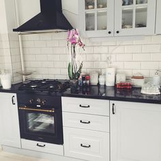 @sinziananastase's kitchen!  I want it to be mine  The whole space soon on the blog  #dailydreamdecor by dailydreamdecor http://discoverdmci.com