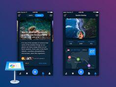 Keynote app for UI Design