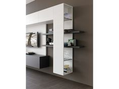 Wall Unit Comp. C129 by Tomasella, Italy